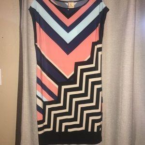 Kasper NWT TUNIC DRESS, MSRP $89, size M
